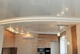 многоуровневые-натяжные-потолки-№1