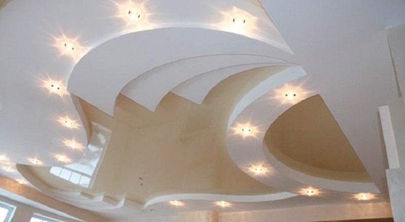 многоуровневые-натяжные-потолки-№2