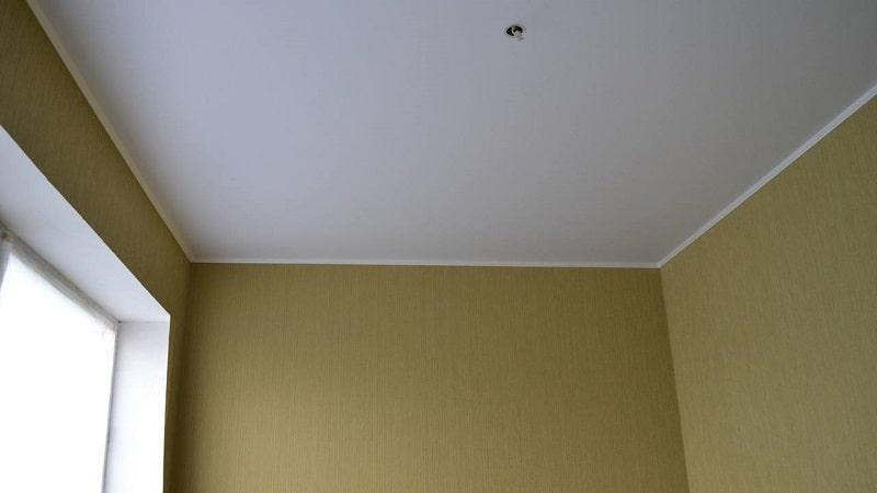 одноуровневые-натяжные-потолки-№5