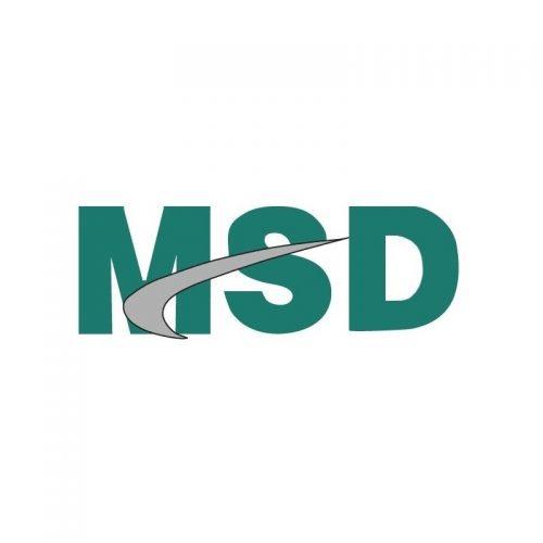 По производителю - MSD - эмблема