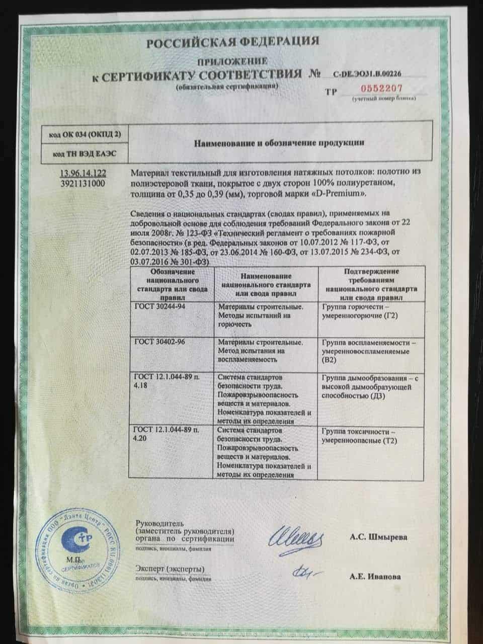 Prilozhenie-k-sertifikatu-sootvetstviya
